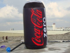 Leading Coca Cola Inflatable Can Supplier