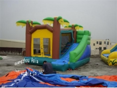Palmeira-Jungle Bounce House