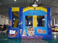 Lil pirates bouncy castle